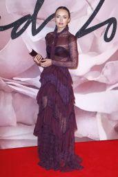 Laura Haddock – The Fashion Awards 2016 in London, UK