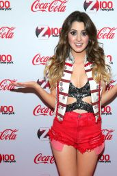 Laura Marano - Z100 & Coca-Cola All Access Lounge in NYC 12/9/ 2016