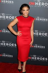 Laurie Hernandez – CNN Heroes Gala 2016 at American Museum of Natural History in NYC