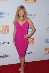 Leeza Gibbons - TrevorLIVE fundraiser in Los Angeles 12/04/ 2016