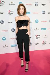 Lena Meyer-Landrut - 1Live Krone Awards2016 in Bochum