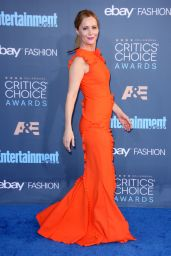Leslie Mann – 2016 Critics' Choice Awards in Santa Monica 12/11/ 2016