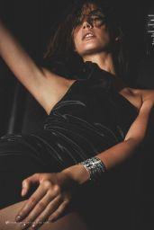 Lily Aldridge - Tatler Magazine UK January 2017 Issue
