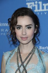 Lily Collins - SBI Film Festival for Excellence in Film at Bavaria Resort Spa in Goleta, CA 12/1/ 2016