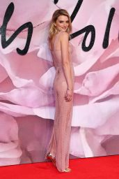 Lily Donaldson – The Fashion Awards 2016 in London, UK