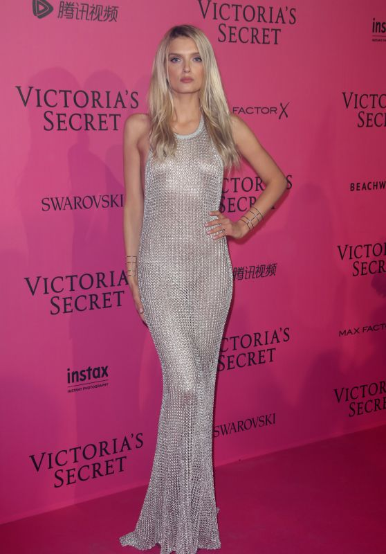 Lily Donaldson – Victoria's Secret Fashion Show 2016 Afterparty