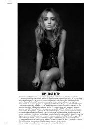 Lily-Rose Depp - Vogue Magazine France - December 2016 Issue