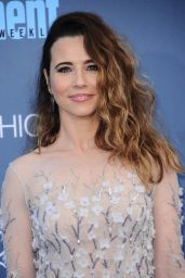 Linda Cardellini – 2016 Critics' Choice Awards in Santa Monica 12/11/ 2016