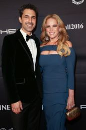 Lisa Heywood Zohn – Gabrielle's Angel Ball 2016 at Cipriani Wall Street New York