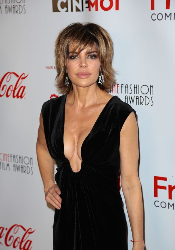Lisa Rinna - Cinefashion Film Awards 2016 at Saban Theatre, California