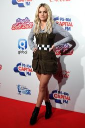 Louisa Johnson – Capital's Jingle Bell Ball With Coca-Cola in London 12/3/ 2016