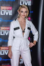 Louisa Johnson - Radio City Christmas Live at Echo Arena in Liverpool 12/17/ 2016