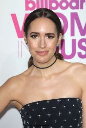 Louise Roe - Billboard Women in Music Event in New York 12/9/ 2016