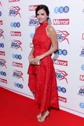 Lucy Mecklenburgh - Pride of Sports Awards at Grosvenor House Hotel in London 12/8/ 2016