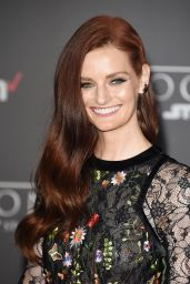Lydia Hearst – 'Rogue One: A Star Wars Story' Premiere in Hollywood 12/10/ 2016