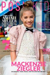 Mackenzie Ziegler - Posh Kids Magazine November 2016 Issue