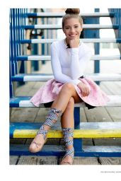 Mackenzie Ziegler - Posh Kids Magazine November 2016 Issue
