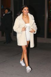 Madison Beer - Leaving Madison Square Garden After Jingle Ball NY 12/9/ 2016