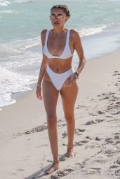 Madison Beer Shows Off Her Bikini Body in Miami, FL 12/30/ 2016
