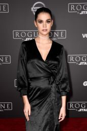 Maia Mitchell – 'Rogue One: A Star Wars Story' Premiere in Hollywood 12/10/ 2016