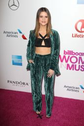 Maren Morris – Billboard Women in Music Event in New York 12/9/ 2016