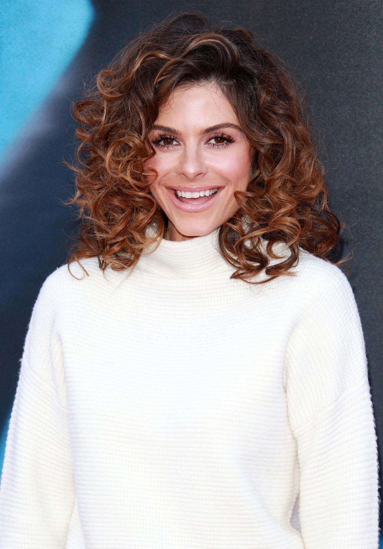 Maria Menounos Sing Premiere In Los Angeles 12 3 2016