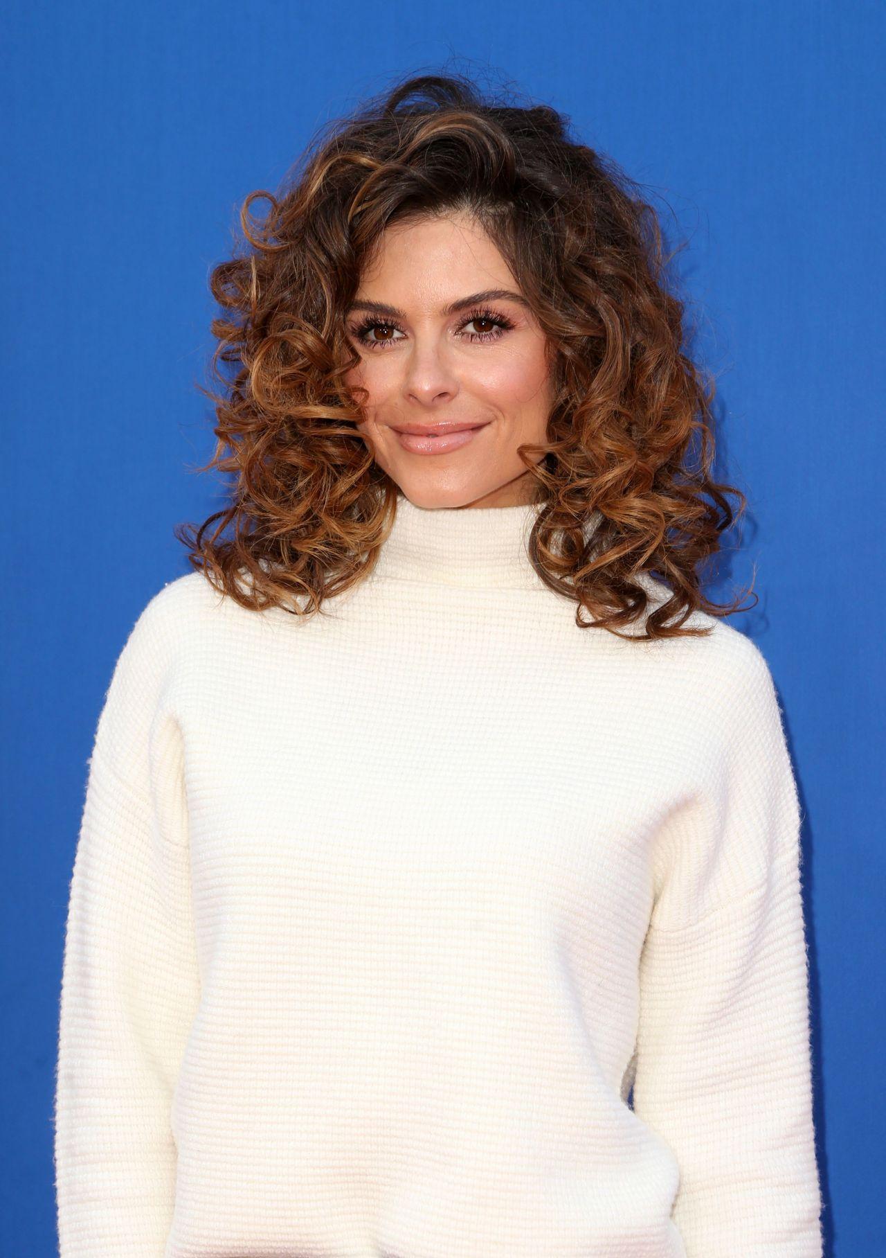 Maria Menounos - 'Sing' Premiere in Los Angeles 12/3/ 2016