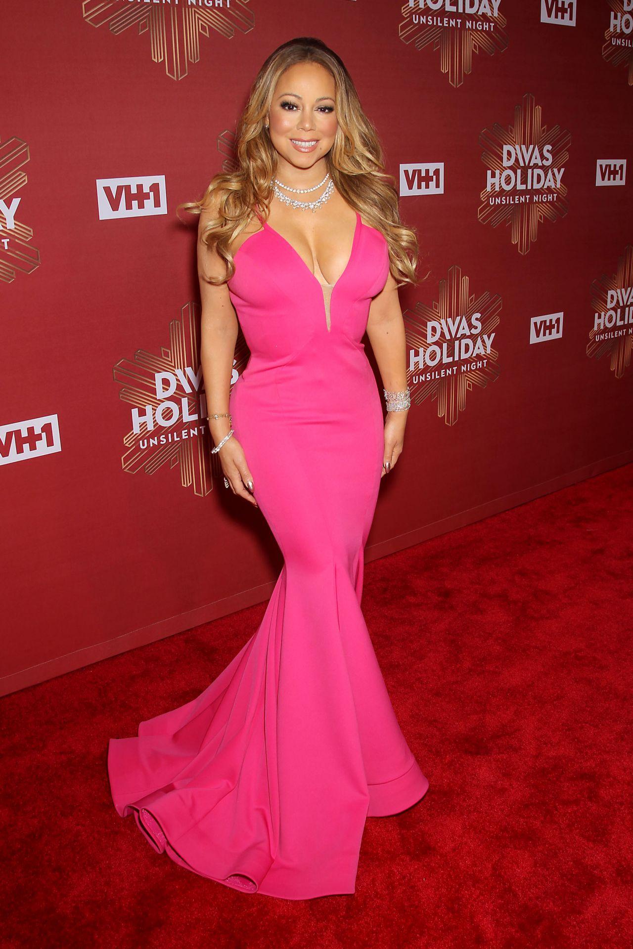 Mariah Carey 2016 Vh1 S Divas Holiday Unsilent Night In