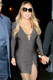 Mariah Carey - Out in NYC 12/18/ 2016