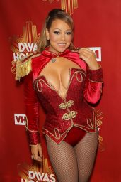 Mariah Carey - Performing VH1 Divas Unsilent Night NYC 12/2/ 2016
