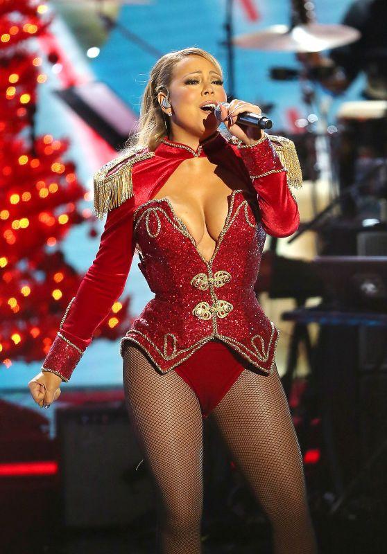 Mariah Carey - Performing VH1 Divas Unsilent Night NYC 12/2/ 2016