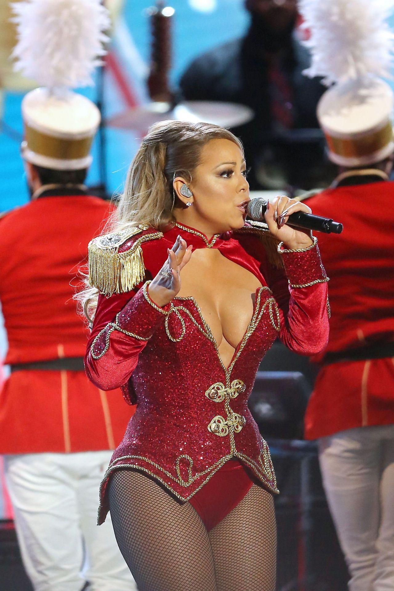 Mariah carey performing vh1 divas unsilent night nyc 12 2 2016 - Mariah carey diva ...