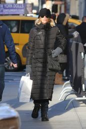 Meg Ryan - Shopping in Soho 12/20/ 2016