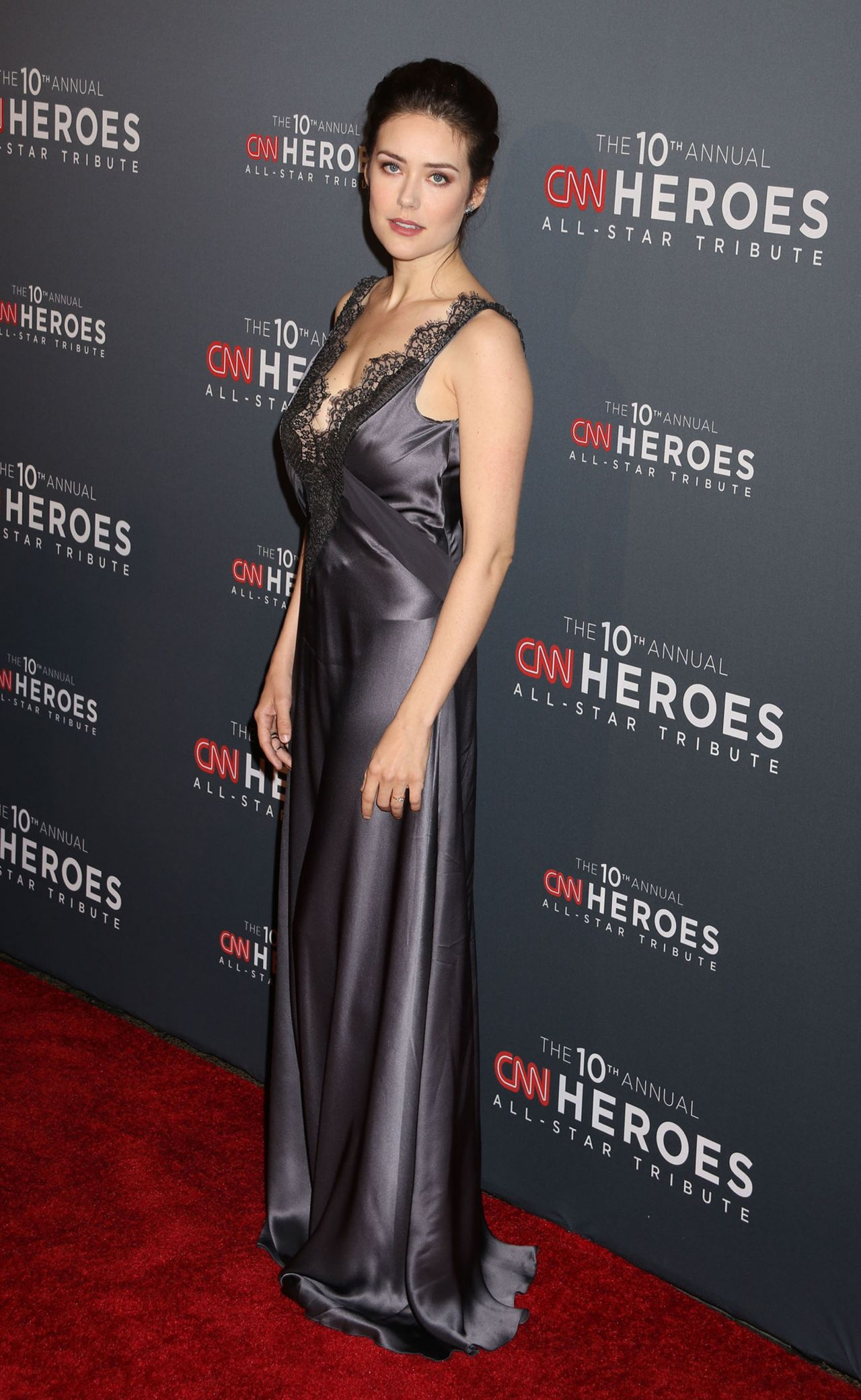 Megan Boone Cnn Heroes Gala 2016 At American Museum Of
