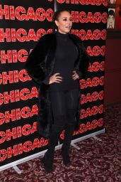 Melanie Brown - Photo Call for Mel B. Starring in the Broadway Musical Chicago in NYC 12/21/ 2016