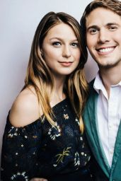 Melissa Benoist & Blake Jenner - 2016 SWSW Portraits