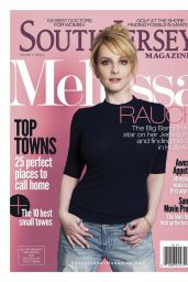 Melissa Rauch - South Jersey Magazine May 2016