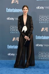 Michelle Monaghan – 2016 Critics' Choice Awards in Santa Monica 12/11/ 2016