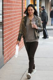 Michelle Rodriguez - Shopping in Beverly Hills 12/19/ 2016