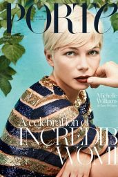 Michelle Williams - Porter Magazine Winter Escape 2016