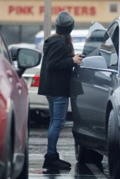 Mila Kunis - Out in Studio City 12/23/ 2016