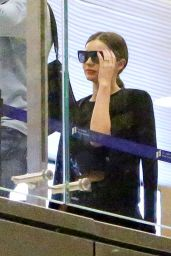 Miranda Kerr at LAX Airport 12/27/ 2016
