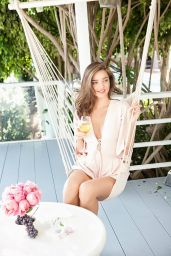 Miranda Kerr - Royal Albert Photoshoot Spring/Summer 2016