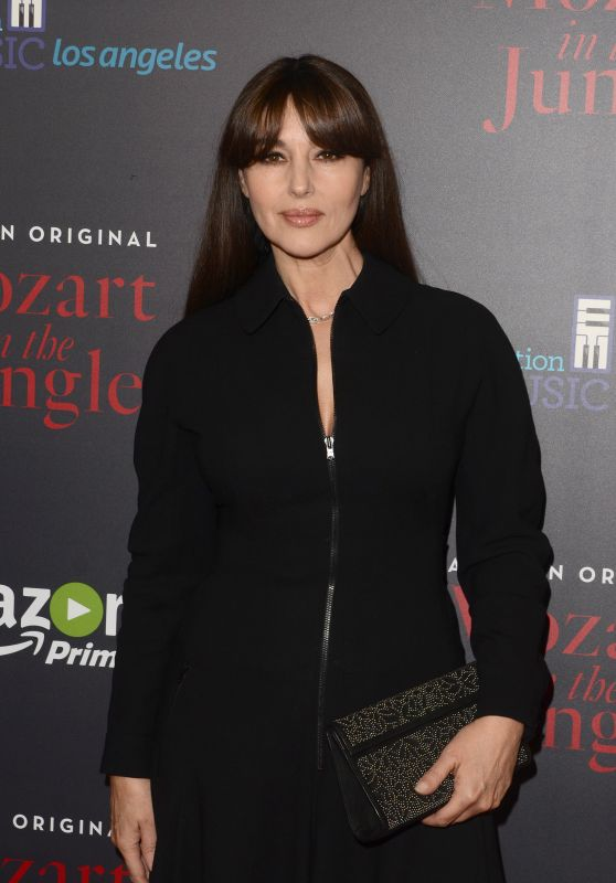 Monica Bellucci – Amazon's 'Mozart In The Jungle' Screening in Los Angeles