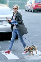 Naomi Watts - Out in NYC 12/25/ 2016