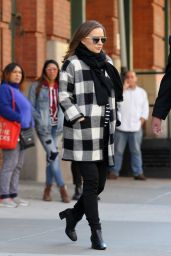 Natalie Portman Autumn Style - Out in New York City 12/1/ 2016