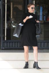 Natalie Portman - Shopping at Barneys New York in LA 12/13/ 2016