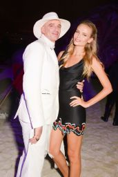 Natasha Poly - Faena Art Dome & the Launch of The Daily