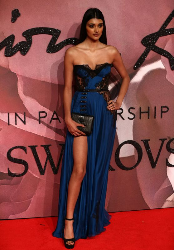 Neelam Gill – The Fashion Awards 2016 in London, UK