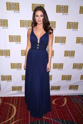 Nia Sanchez – USO New York 75th Anniversary Gala in Marriott Marquis Hotel 12/13/ 2016